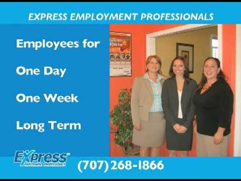 Express Employment Professionals - All Your Staffing Needs