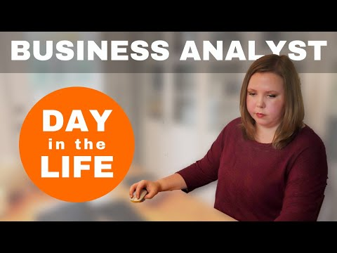 What Does a Business Analyst Do Day to Day