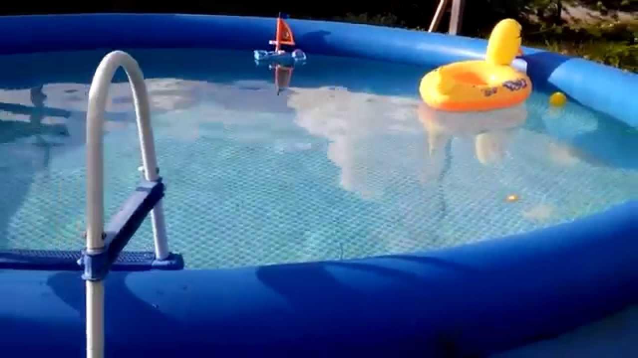 онлайн видео бассейн