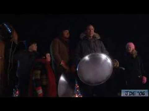 national lampoons christmas vacation - sled wax - YouTube