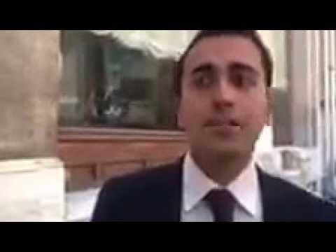 """Di Maio (M5s): """"Il Pd ci spieghi perché non vota Rodotà"""""""