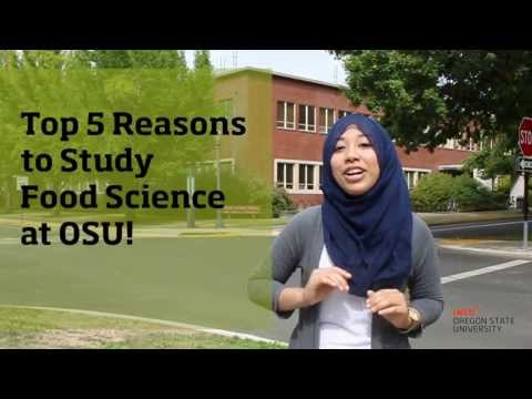 Top 5 Reasons to Study Food Science at OSU! [Indonesian]