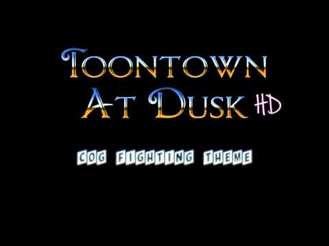 Toontown At Dusk HD - Cog Battle Theme.