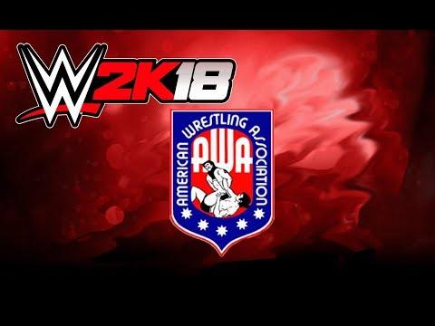 WWE2K18 - AWA