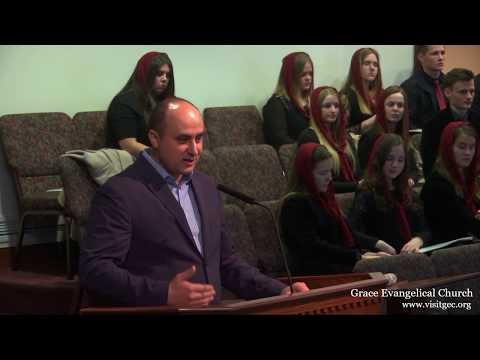 Sunday March 1st, 2020 - Youth Choir And Guests - молодежный хор -  Evening Service