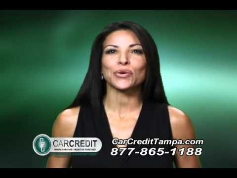 Car Credit Finance Video