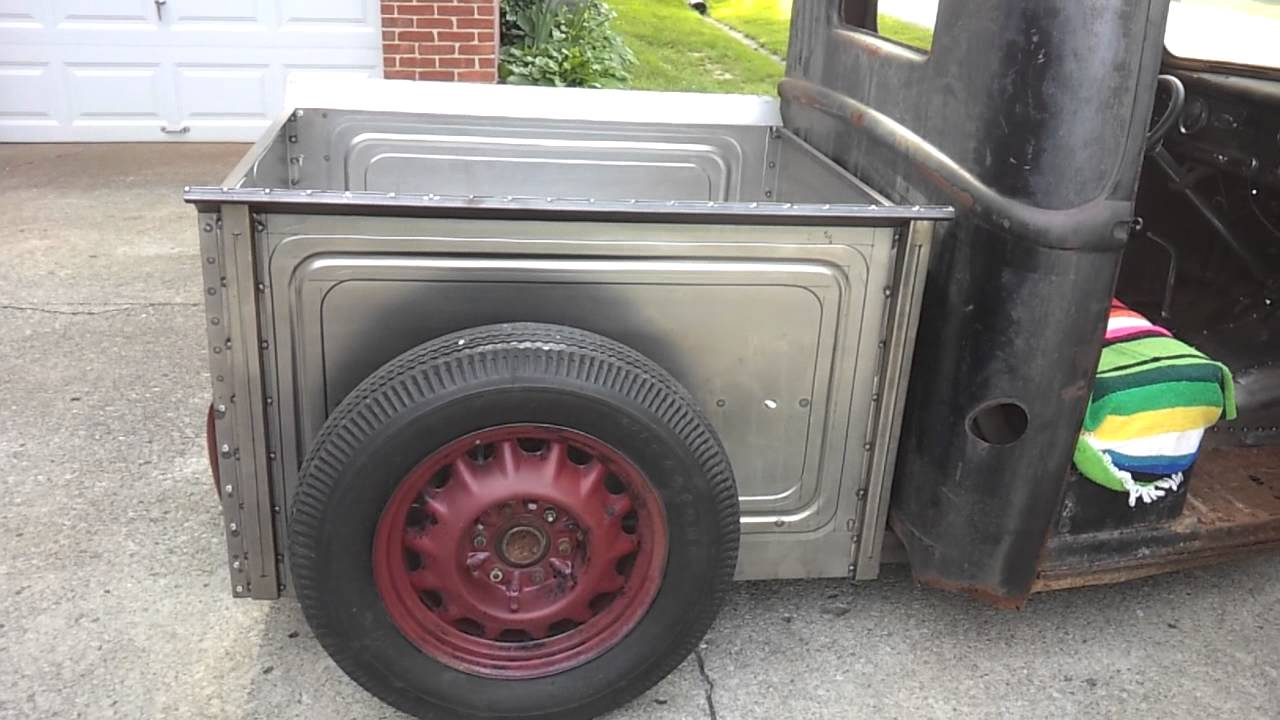 Six Shooter 1940 Ford Hot Rod Truck Youtube