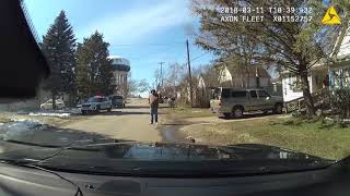Officer-involved shooting ruled justified by Jackson prosecutor
