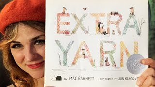 Extra Yarn by Mac Barnett & Jon Klassen - read by Lolly Hopwood