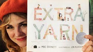 Extra Yarn by Mac Barnett & Jon Klassen - read by Lolly Hopwood