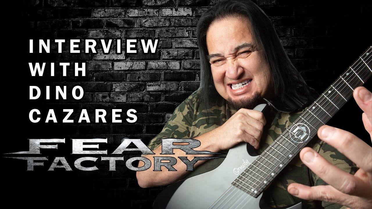 FEAR FACTORY's Dino Cazares on Aggression Continuum and how it almost didn't happen | BangerTV