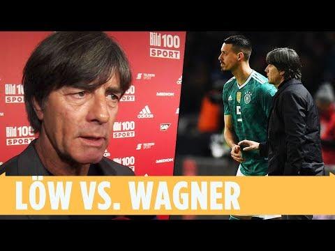 Löw wehrt sich gegen Wagner | BILD 100 Sport