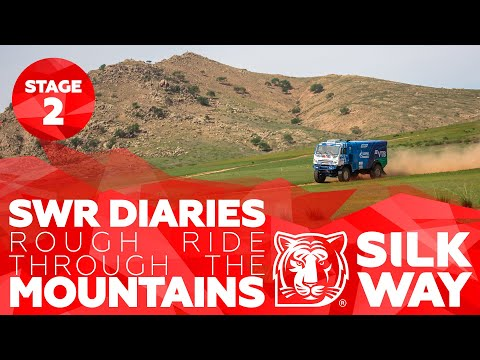 Match TV: Silk Road Rally Diaries - Rough ride through the mountains| Silk Way Rally 2019🌏 - Stage 2