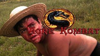 Mortal Kombat VERSÃO ACRE (Live Action)