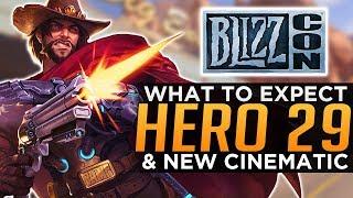 Overwatch: Hero 29 & NEW Cinematic - BlizzCon 2018
