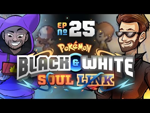 Twist Mountain! | Pokémon Black & White Randomized Soul Link Nuzlocke w/ TheKingNappy