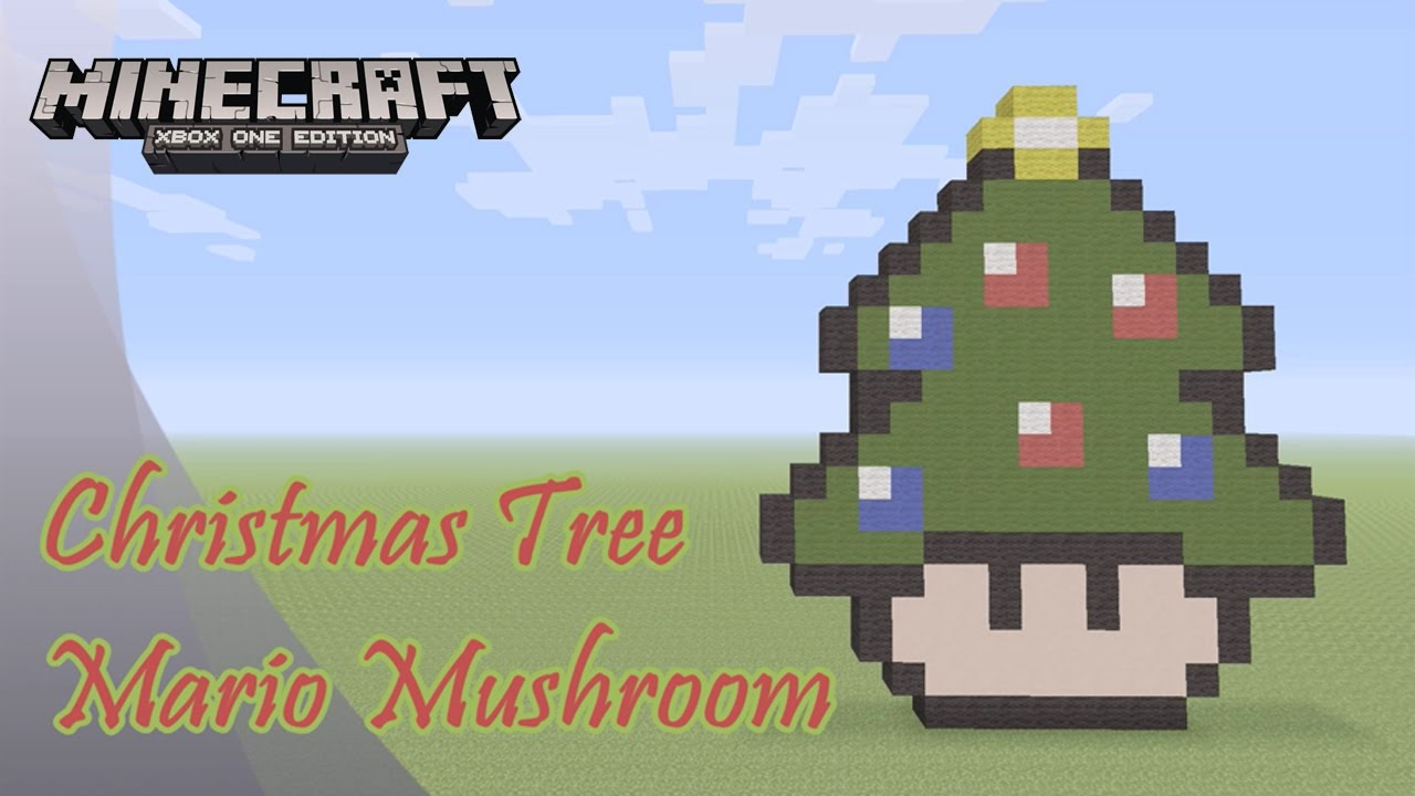 minecraft how to grow mushroom trees