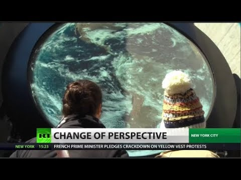 Livestream of Earth from outer space stuns New Yorkers