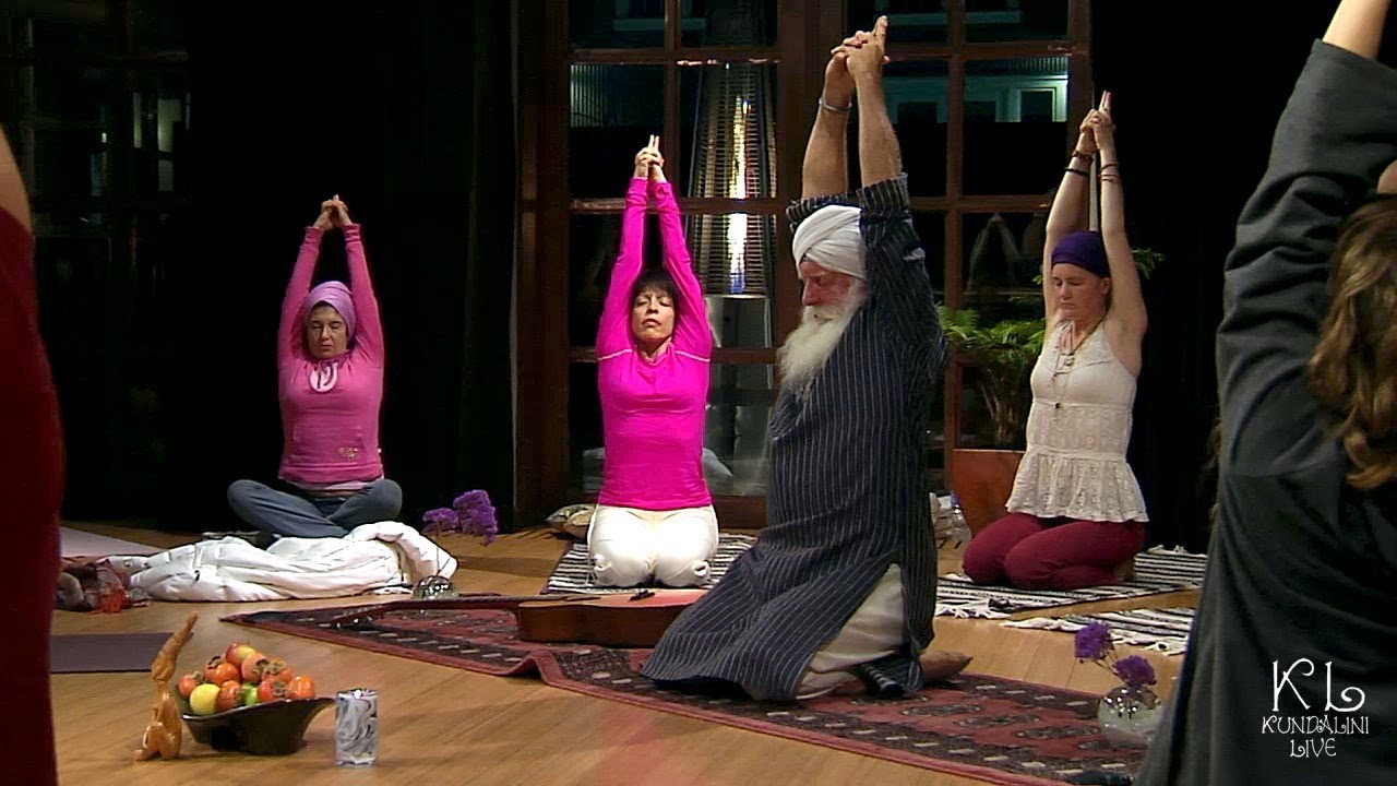 Conscious Healing preview Live streamed kundalini yoga from ...