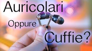 Auricolari che suonano come cuffie - Amore a prima vista - 1more triple driver in-ear headphones