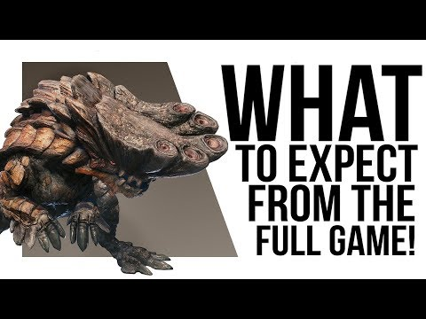 How Monster Hunter World will change from the Beta