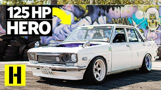 can-you-drift-with-125-horsepower-hoodless-datsun-510-shows-you-don-t-need-power-to-party