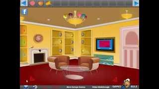 First Class House Escape Video walkthrough