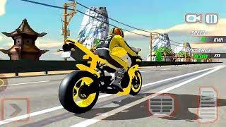 Highway Rider Bike Racing: Crazy Bike Traffic Race - Android Gameplay screenshot 3