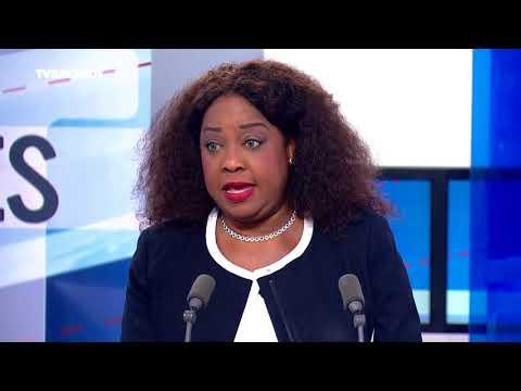 Fatma Samoura défend le Mondial 2018 de Moscou : Dopage, scandales à la FIFA, droits de l'homme en Russie. Elle est invitée de «Internationales», (Vidéo)
