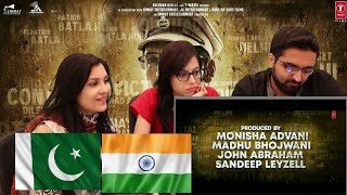 PAKISTAN REACTION: Batla House   HONEST REVIEW
