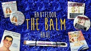 Haute Look and theBalm Haul Thumbnail