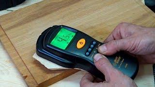 Инструментальный ликбез. Измерительные приборы: влагомер, нивелир, дальномер, измеритель вибрации