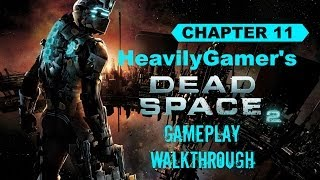 Dead Space 2 Gameplay Walkthrough Chapter 11:Killing Stross,The Elevator Ride To Hell