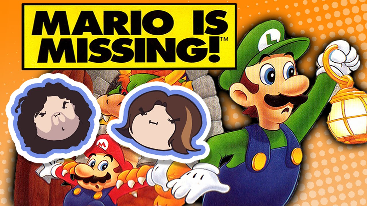 Mario is missing game
