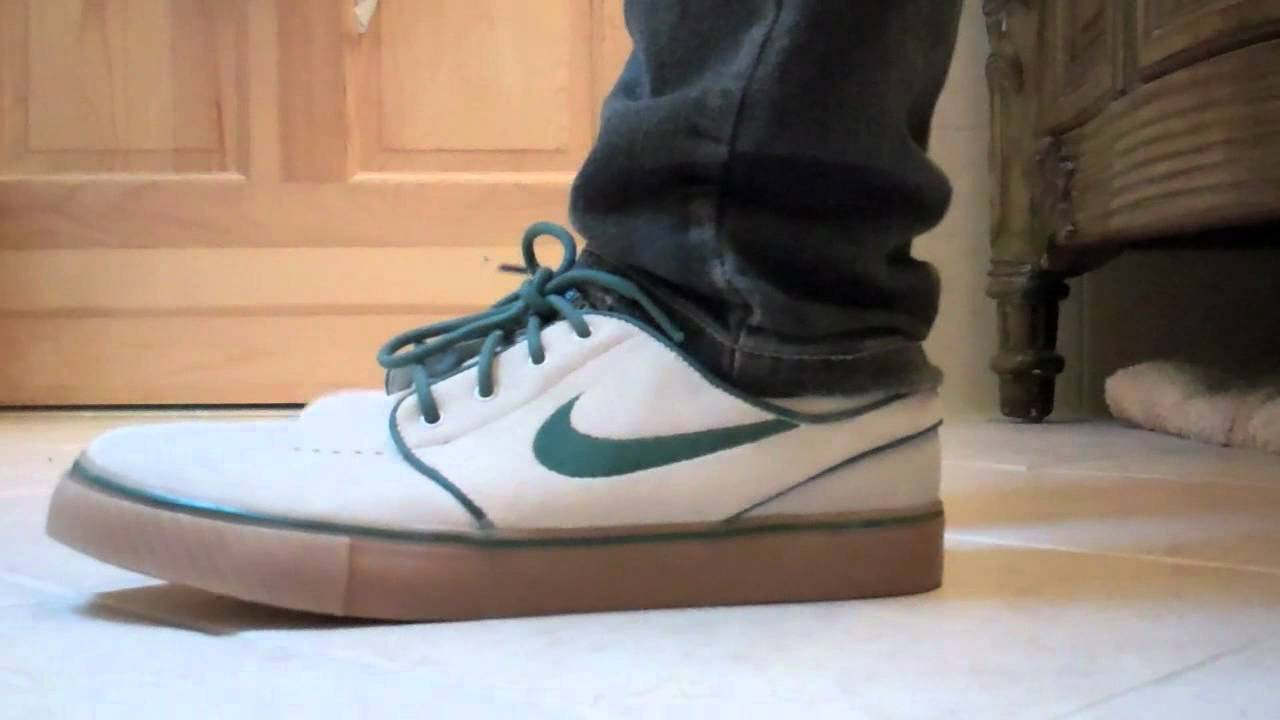 Nike Sb Janoski Birch Noble Green  3945f8e27