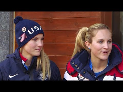 Twin sisters help US women's hockey team win Olympic gold ...