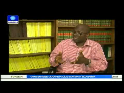 Aturu Speaks On Legal Battle Between Lagos Government And Federal Government Pt.3
