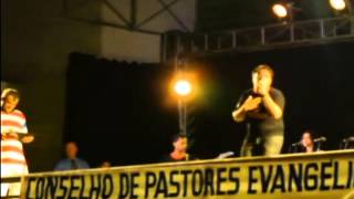 Murilo Flores Marcha para Jesus 2012 - Nova Mutum - MT (Eu Quero Mais - David Quinlan)