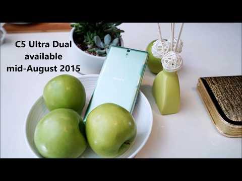 Мобильный телефон Sony XPERIA M5 Dual E5633 Black - 3D-обзор от .