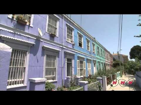 Historic Quarter of the Seaport City of Valparaíso (UNESCO/NHK)