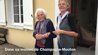 Download lagu A 106 ans, Marcelle Demorgny vit toujours chez elle