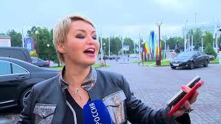 """Пресс-секретарь МИД России Мария Захарова написала для Кати Лель песню """"Сполна"""""""