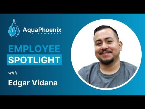 Employee Spotlight: Edgar Vidana