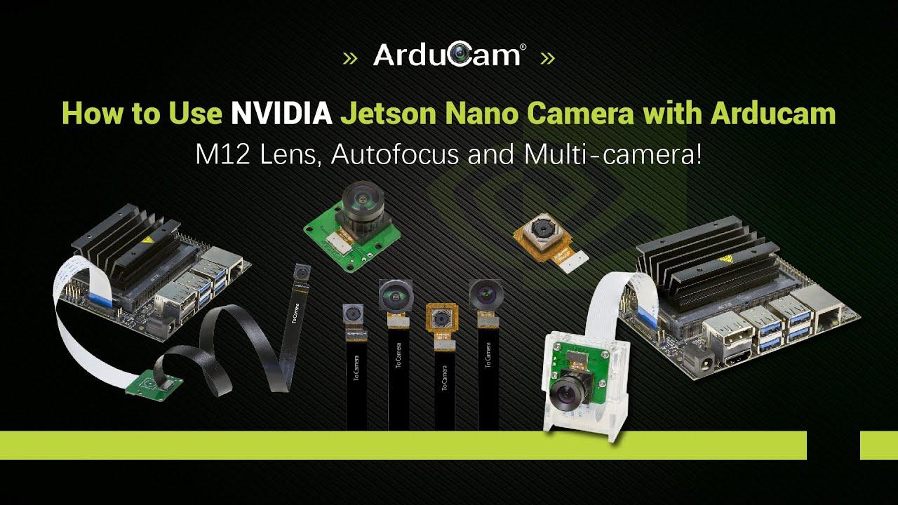 Camera Module Demonstration | Camera solutions for Raspberry Pi