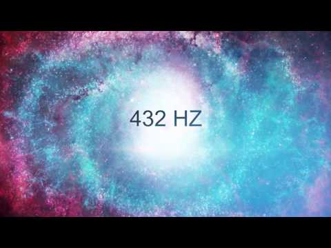 432 Hz    DNA Healing, Chakra Cleansing, Relax, Study and Third Eye Activation