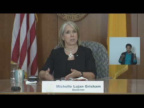 Governor Michelle Lujan Grisham Gives Update On June 11 Regarding Response To COVID-19