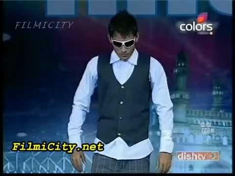 Hot Robot Dance - Harihar Dash (India's Got Talent 2010)