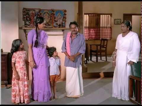 Nalla Thambi - Radha informs Karthik about her family