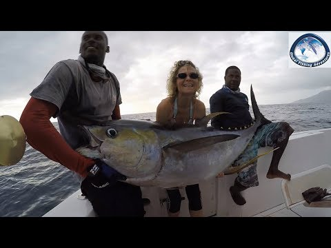 Cabo Verde Fishing 2017