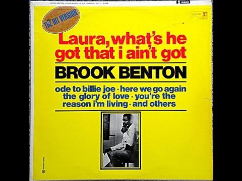 Brook Benton - Ode To Billie Joe